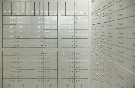 Wells fargo safe deposit box cost